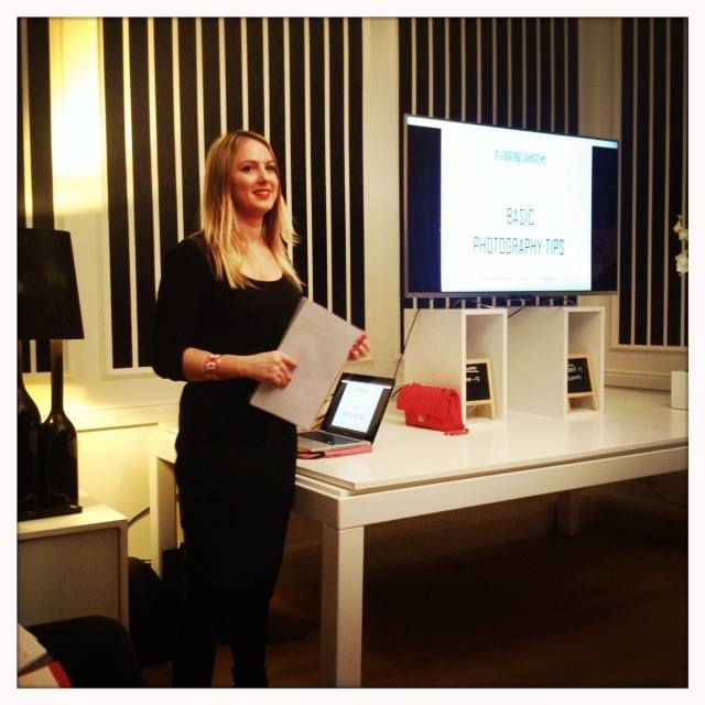 Blogging class in Luxembourg