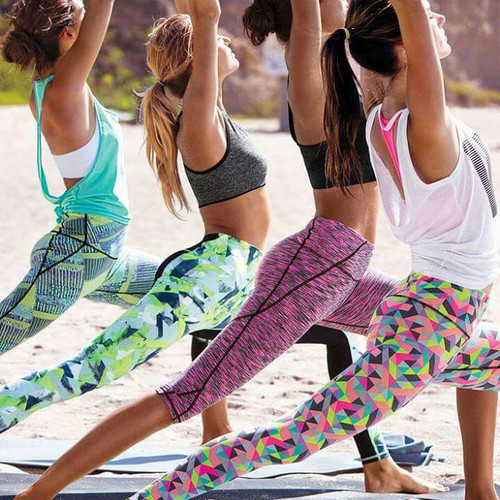 5 cute pairs of yoga pants