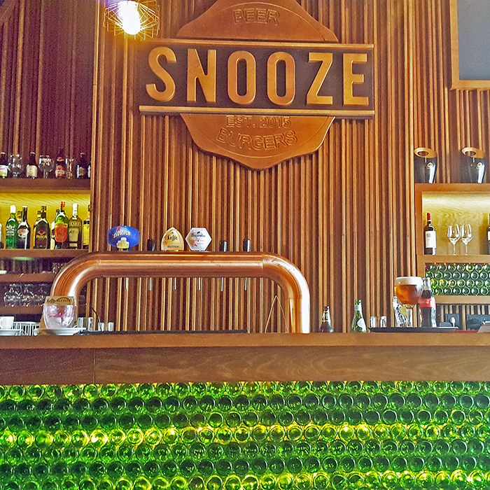 Luxembourg: Snooze Pub