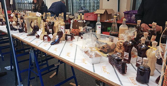 Vianden Nut Market Nut Liquor