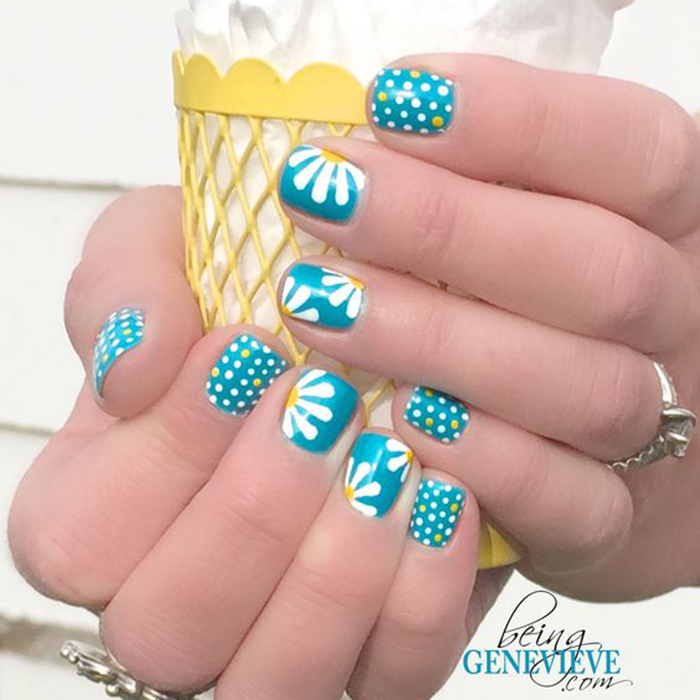 10 Spring Nails Ideas