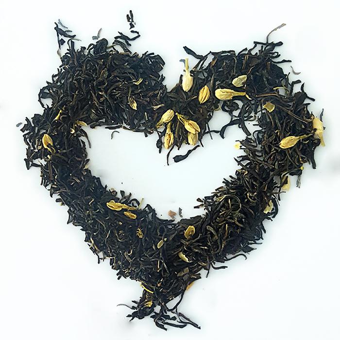 Benefits of green tea_heart