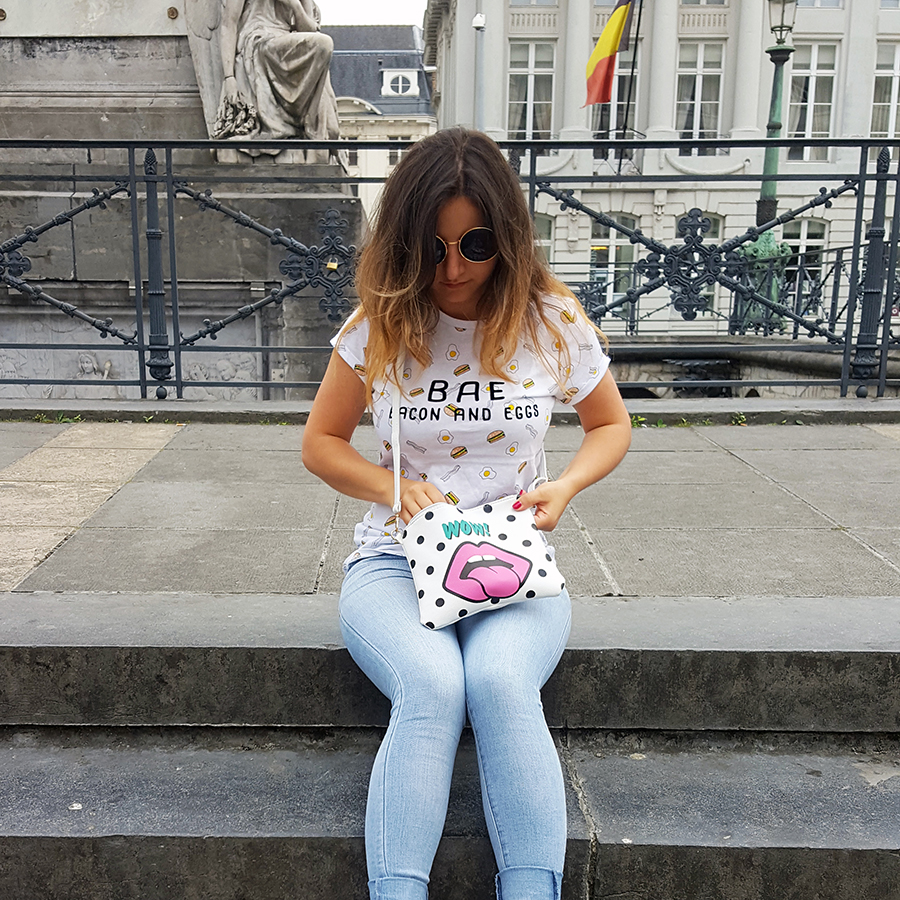 How to Style a Graphic Tee