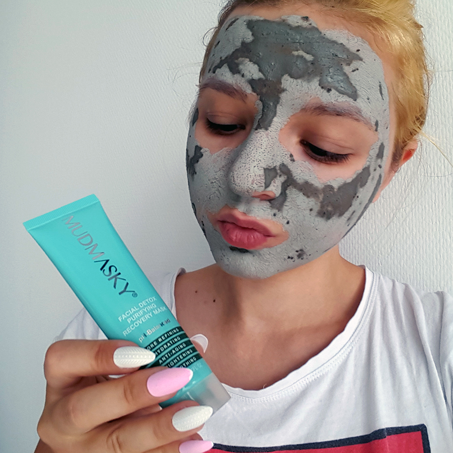 Mud Mask for Flawless Skin