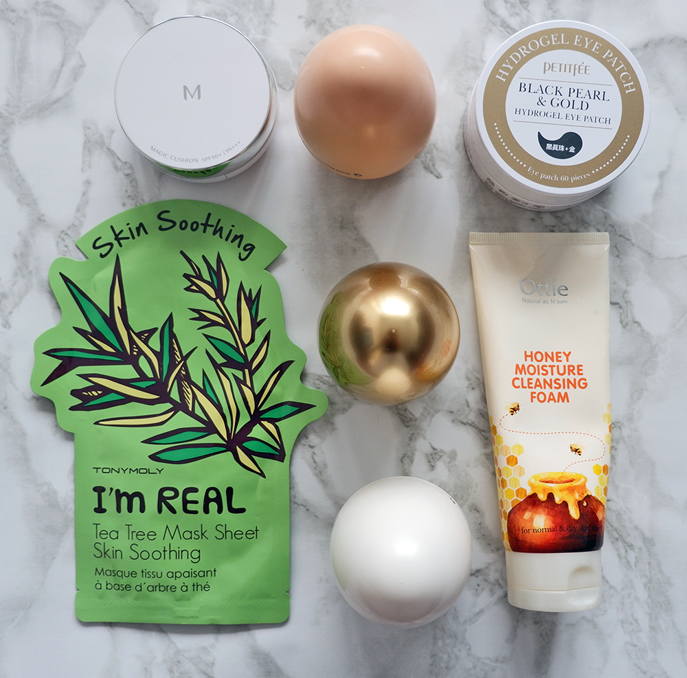 Top 5 Korean Beauty Must Have Products