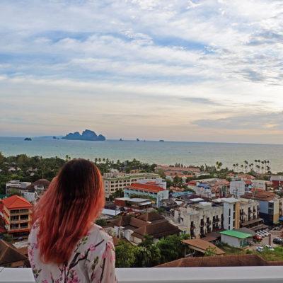 Ao Nang Beach Resort Website