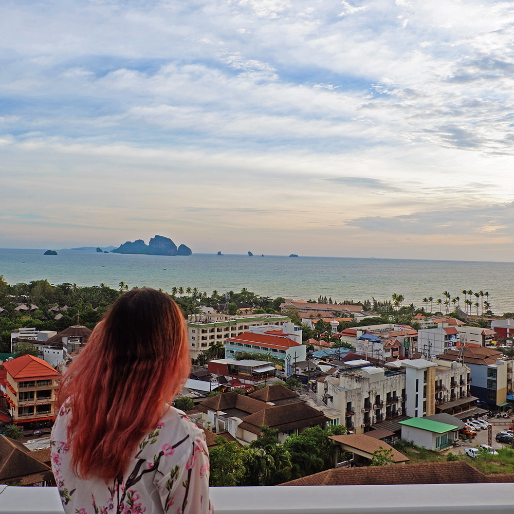 Where to stay in Ao Nang: Ao Nang Cliff Beach Resort