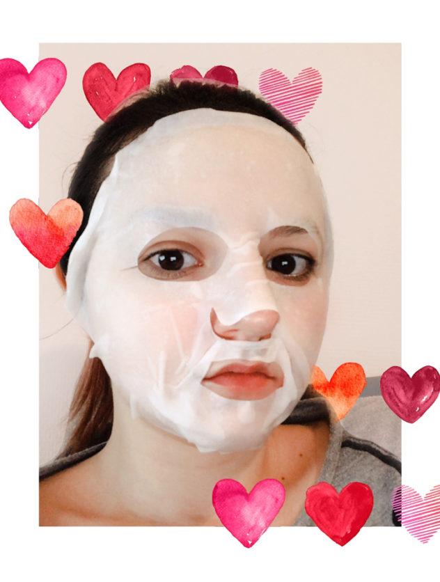 taiwanese beauty aeriaskin sheet mask