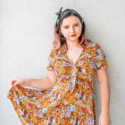 Flirty Floral Dresses for Summer 2018