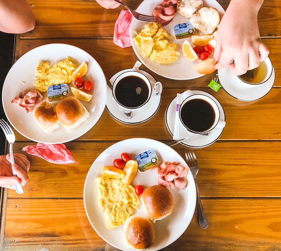 jiufen taiwanese breakfast