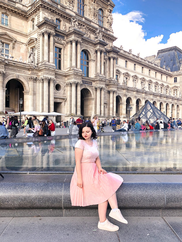 paris 2-day itinerary _ louvre museum