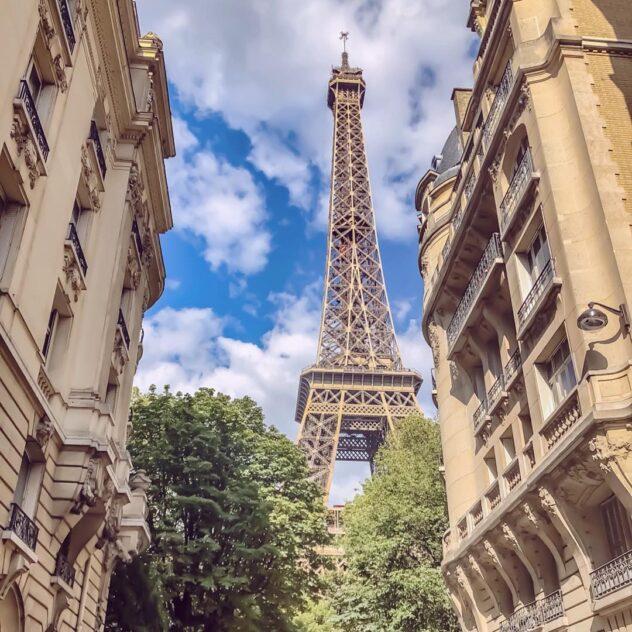 paris 2-day itinerary_eiffel tower