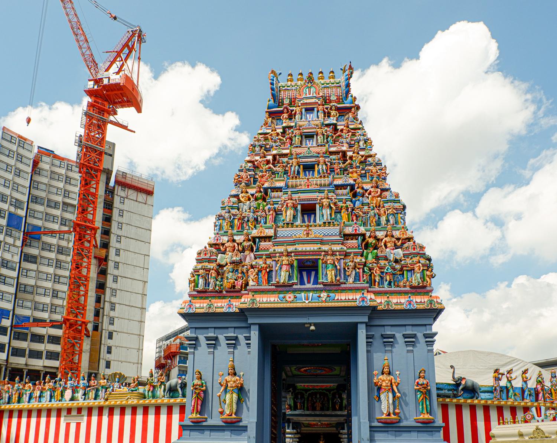 Sri Srinivasa Perumal Temple Little India