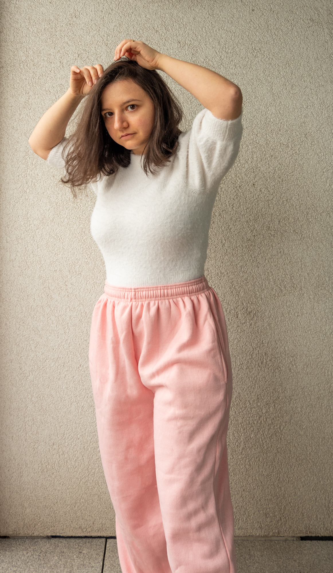 sweatpants for petites with pockest_femmeluxe finery