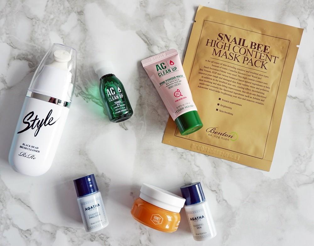 Korean Skincare Routine for Combination Skin