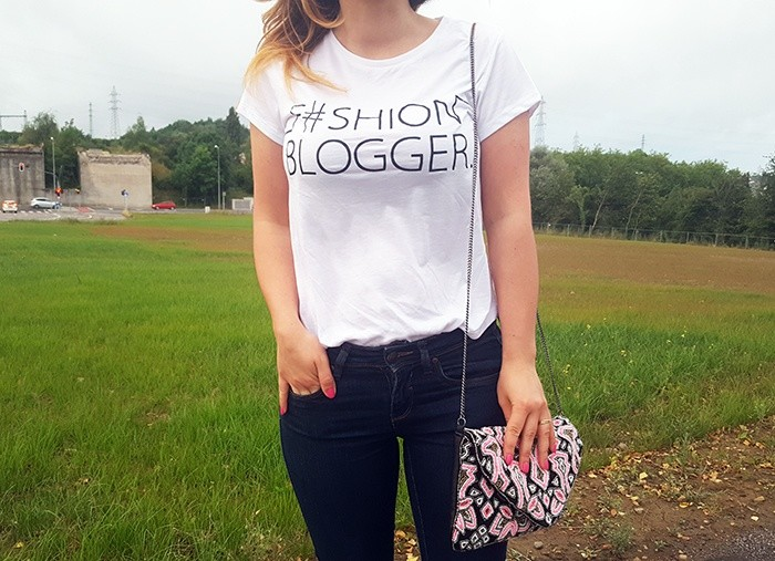Fashion Blogger Tee