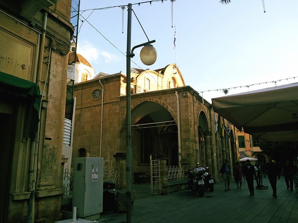 Cyprus diary: part I