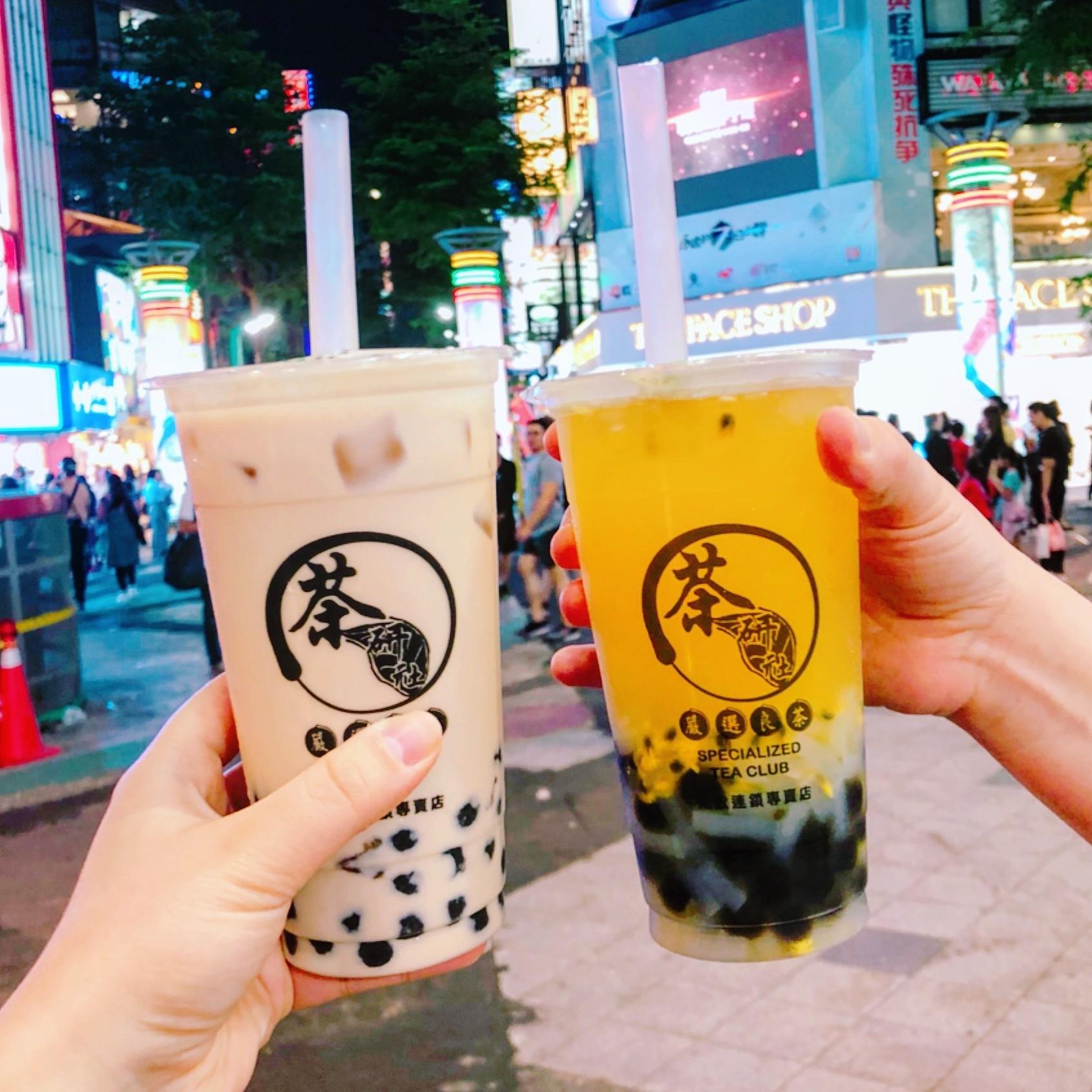 first impresions taipei_bubble tea