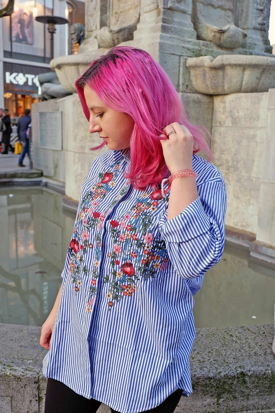 The Embroidered Shirt