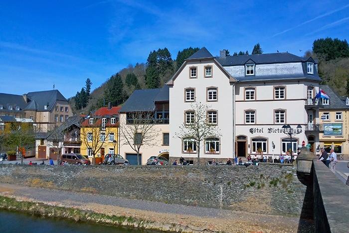 Luxembourg: Vianden